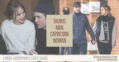 Aries taurus linda man goodman woman The Taurus