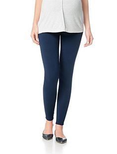 33efac3188780 A Pea in the Pod Secret Fit Belly French Terry Maternity Leggings -- Click  image