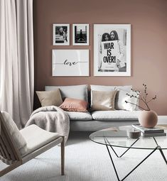 Hotta upp väggarna i höst med Desenio posters - Inredningsvis Decor Room, Bedroom Decor, Wall Decor, Home Decor, Bedroom Artwork, Light Bedroom, Wall Mural, Inspiration Wand, Black And White Wall Art