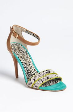 perfect spring heel