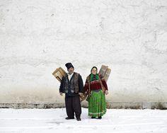 Carpet Sellers (Pojorata, North Romania), 2012