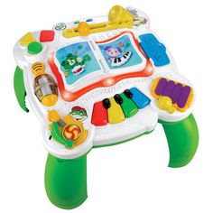 LeapFrog Learn & Groove Learning Table - Babies R Us - Britain's greatest toy store