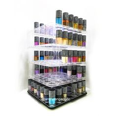 Nail polish display manufacturer. Gelish nail polish display stand ...