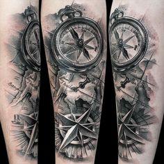 new zealand maori tattoos design Gear Tattoo, Leg Tattoo Men, Tattoo Motive, Forarm Tattoos, Map Tattoos, Body Art Tattoos, Time Tattoos, Maori Tattoo Designs, Tattoo Sleeve Designs