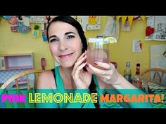 Pink Lemonade Margarita | Pinterest Drink #62 | MamaKatTV