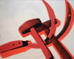 hammer and sickle andy warhol - Cerca con Google