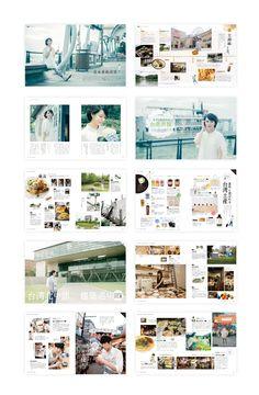 美男の台湾旅ガイド|全書設計 on Behance Poster Layout, Print Layout, Book Layout, Editorial Layout, Editorial Design, Landscape Plaza, Page Layout Design, Travel Magazines, Best Templates