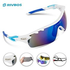 c6c92713f RIVBOS Oculos Ciclismo Cycling Tactical Glasses Men Women Gafas Ciclismo  Bicycle Bike Sports Cycling Sunglasses Eyewear RB0801