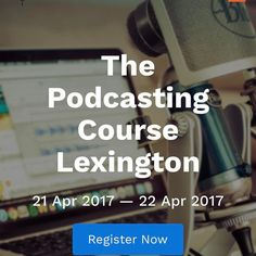 The Podcasting Course for medical educators. 1st one ever!! Don't miss your chance to learn from the best. Great guest speakers including Chris Curran and Scott Weingart. #podcaster #medschool #education #meded
