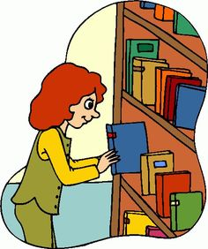 Library Clipart Cliparts For You