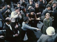 La sixième face du Pentagone. Chris Marker y François Reichenbach. Francia.1968