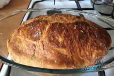 Bread Baking, Food And Drink, Meat, Cooking, Recipes, Bread Making, Cucina, Kochen, Rezepte