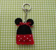 Minnie Keychain