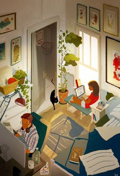Working session. I was trying something but I didn't succeed… It's ok.. I'll try again. #pascalcampion