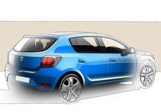 Automotive Design, Auto Design, Car Sketch, Transportation Design, Car Detailing, Design Process, Concept Cars, Exterior Design, Automobile