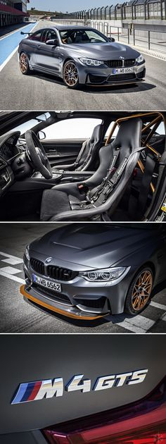 BMW M4 GTS - uprated 493bhp straight-six engine (0-62mph in 3.8s) &…