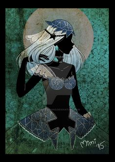 .crystal princess viluy by mimiclothing.deviantart.com on @DeviantArt
