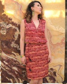 """Rochie mătase Ungaro """"Living on the Edge"""" - Colors Of Love Feather Fashion, City Vibe, Living On The Edge, Love Affair, Bodycon Dress, Street Style, Boho, Sunset, Formal Dresses"""