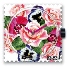 for you - Stamps, accessoires - horloges, *nieuw! - 5:€ 20,50 - € 25,45 Shops, Gadgets, Stamp, Cards, Watches, Site Internet, Boutique, Clock, Spring
