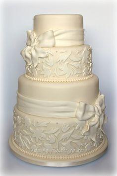 My own wedding cake :)