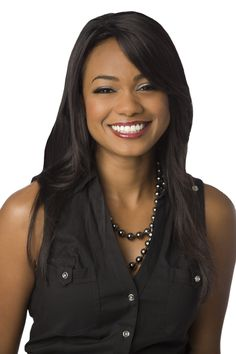 Tatyana Ali, born in Brooklyn and raised in North Bellmore, Long Island. She's best known for Ashley Banks on the sitcom The Fresh Prince of Bel-Air. My Black Is Beautiful, Gorgeous Women, Black Celebrities, Celebs, Adrienne Ames, Tatyana Ali, Meagan Good, Vintage Black Glamour, Long Brunette