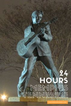 24 Hours in Memphis - Things to eat, see, and do in the city                                                                                                                                                                                 Mehr