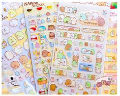 Notebooks & Writing Pads Memo Pads Responsible Mini Kawaii Cute Cartoon Animals Panda Cat Penguin Finger Unicorn Memo Pad Decorative Diary Sticker Stationery School Supplies Products Hot Sale