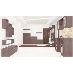 Willikies Living Room Set with Laminate Finish
