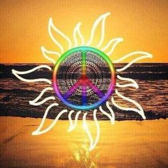 ☮ American Hippie ☮ Peace Sign ~ ღ Skuwandi Peace On Earth, Hippie Peace, Flower Power, Peace Sign Art, Peace Art, Flower Child