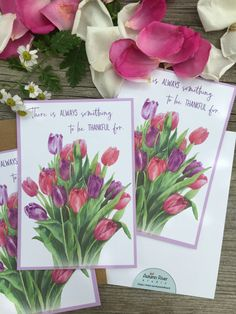I managed to print these cards out on recycled 300msg paper. The original painting is A3 size. I love the colors. They will soon be available for purchase. Tulip Painting, A3 Size, Watercolor Illustration, Tulips, Original Paintings, Recycling, Autumn, River, Studio