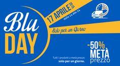 Blu day Photoworld! Tutti i prodotti a metà prezzo in un solo giorno