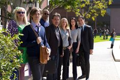 Criminal Minds: The TV Show and Characters