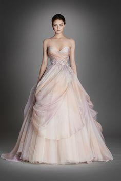 ♥♥♥ 15 vestidos de noiva ultra românticos Inspirações para vestidos de noiva é…