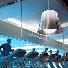 Mooie lamp (2) om vanuit de vide naar beneden te laten hangen of voor boven de tafel (meerdere) ...