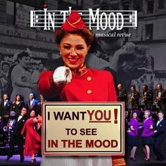 In The Mood 1940's Big Band Swing Dance Musical at El Campanil Theatre Antioch, CA #Kids #Events