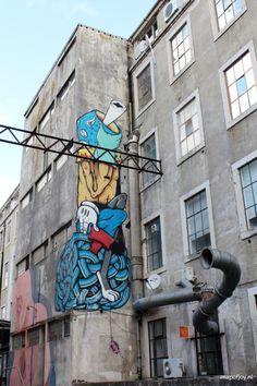 LX Factory, hotspot, Lisbon, Portugal - Map of Joy