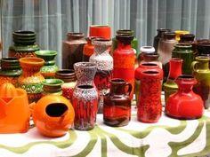 German ceramics.