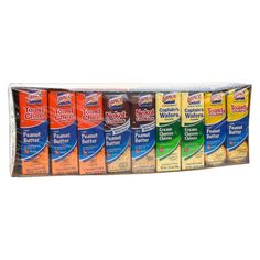 Lance Sandwich Crackers Variety Pack 36 ct
