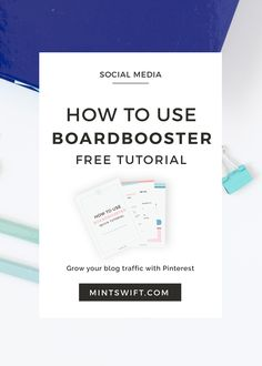 Have you ever heard about BoardBooster? It's a tool for Pinterest, which helps you schedule your pins. Not sure how it works? I have a solution! FREE e-book tutorial with detailed instructions, screenshots, explanations, tips and more! Grab it by clicking on a pin!