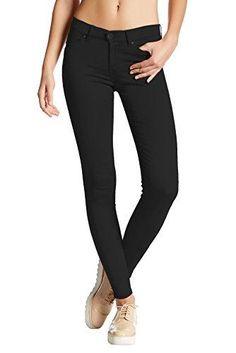 0754825ce HyBrid   Company Womens Hyper Stretch Comfy Skinny Pants  Capri  Bermuda  HyBrid   Company Womens Hyper Stretch Comfy Skinny Pants  Capri  Bermuda