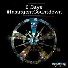 In 6 days, prepare to meet the #Factionless! #InsurgentCountdown   Insurgent