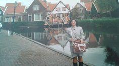Cidades pesqueiras em Amsterdã