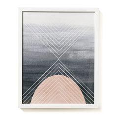 Rebecca Judd Loves Home Republic Print Eclipse, wall art, artwork