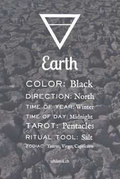 White Witch - Earth