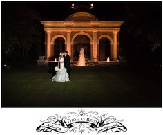 Bride & Groom at Country Club wedding in Bryan / College Station