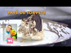 "Pave de Sorvete no ""mais voce"" 18/01/2017 - YouTube"