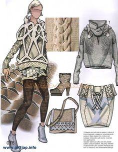 Fashion Illustration Template, Dress Illustration, Fashion Illustration Dresses, Fashion Design Template, Pattern Fashion, Knitwear Fashion, Knit Fashion, Fashion Sketchbook, Fashion Sketches