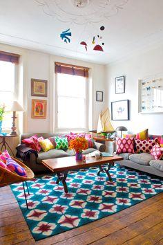 Sam Roinson's house in Easy Living