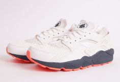 The All-White Nike Huarache For Those Who Don't Like All-White Sneakers - SneakerNews.com