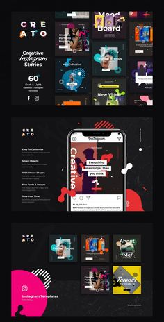 Social media infographic and charts Creato Social Media on Infographic Description Creato - This is a stylish, fashionable, creative, modern pack of Web Banner Design, Web Design, Graphic Design Trends, Social Media Branding, Social Media Banner, Social Media Template, Social Media Design, Social Media Marketing, Social Media Measurement